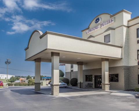 Hotels Near Alcoa Tn